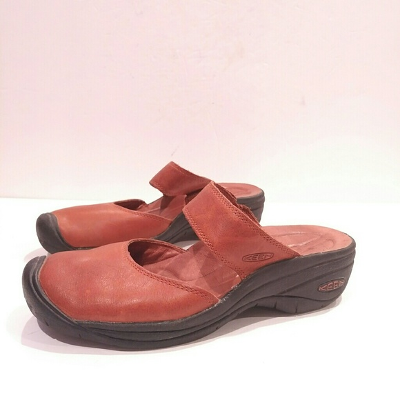 86ac1e0e2d2 Keen Shoes | Saratoga Full Grain Burnt Henna Sku 1011507 | Poshmark